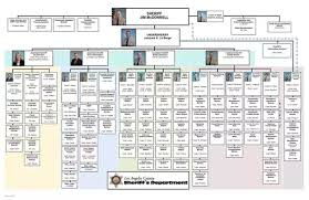 Los Angeles County Organizational Chart How Many Divisions Are There And What Are They In A Large Us