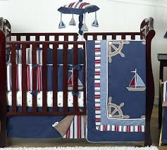 nautical toddler bedding navy blue nautical boat theme baby crib bedding set for newborn boy sweet nautical toddler bedding