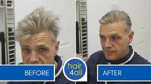 Bed Hair Style how to fix bed hair hair replacement system for men with phil 2188 by stevesalt.us