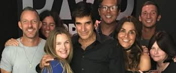 david copperfield david copperfield videos at abc news video  david copperfield videos at abc news video archive at abcnews com drew barrymore and friends go