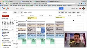 My Weekly Schedule How I Plan My Weekly Schedule 2015 Youtube