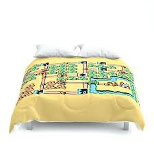 super bros 3 world 1 comforters mario bedding queen comforter