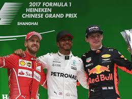 Resultado de imagem para G.P. da China 2017