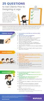 Questions To Ask Clients For Graphic Design 25 Questions To Ask Clients Prior To Designing A Logo