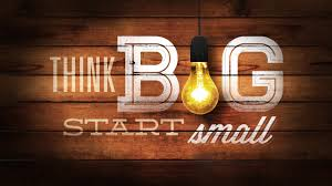 Image result for think big