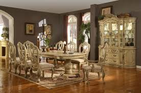 awesome formal dining table set inspirations contemporary regarding elegant room sets 19