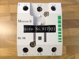 [ZOB] The original MOELLER DIL 1M DC contactor DC24V Muller ...