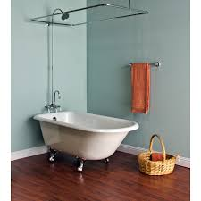 clawfoot tub shower kits bathtub shower surround kits