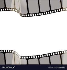 Film Strips Pictures Set Of Film Strips Of Royalty Free Vector Image