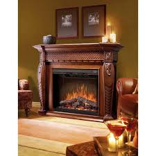 image of dimplex optimyst electric fireplace inserts