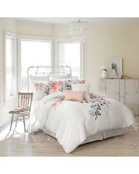 cal king comforter. Sanderson Magnolia Blossom California King Comforter Set In Coral Cal L