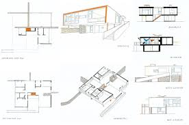 rose seidler house site plan design photo floor bathroom symbols images draw pho