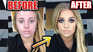 makeup transformations before and after pilation mgtow