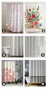 best  best shower curtains ideas on pinterest  guest bathroom