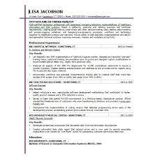 Microsoft Office Word Resume Template