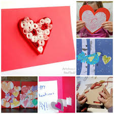 valentine s day card ideas for kids.  Valentine 25 Valentines Cards For Kids To Make  This Is Such An Amazing Set Of For Valentine S Day Card Ideas Red Ted Art