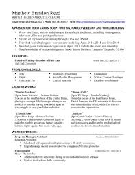 Sample Resume For Writer 24 Sample Writer Resume Freelance Writer Resume Sample Free Resume 22
