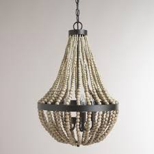 interior amazing ceiling light wood bead chandelier for home inside beaded chandelier choosing beaded chandelier