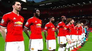 Manchester United vs Bayern Munich   UEFA Champions League 2017/18 Gameplay  - YouTube
