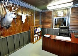 corrugated metal ceiling basement