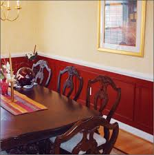 paint colors for dining room chairs. dining room paint ideas with chair rail | apart from using mouldings to create a break colors for chairs