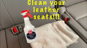 griot s 3 in 1 leather spray clean your leather seats