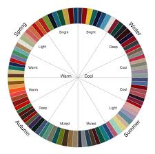 Colors That Go With Your Skin Tone Spring Summer Fall