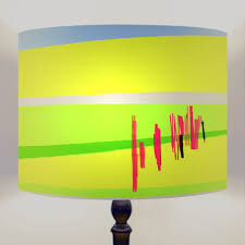 Select Drum Lamp Shades Wonderful To Be Purchased \u2014 The Home Redesign