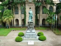 Jardines de la Universidad Nacional de Córdoba