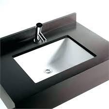 undermount rectangular bathroom sinks. rectangular undermount sink bathroom sinks copper rustic regarding rectangle ideas 9 lowes