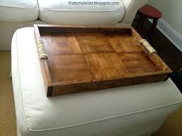 oversized wood tray topic to rustic wooden ottoman tray coffee table serving oversized trays full