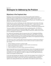 Section V Strategies For Addressing The Problem A Guide