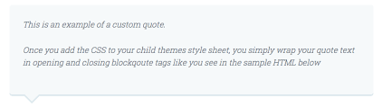 Html Quote Best Different Ways To Style Block Quotes