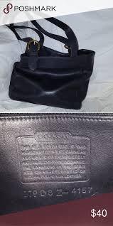 Coach Soho Waverly bag Black Coach Soho Waverly bag Good condition with  hang tag. Good condition.Snap closure with small interior zip pocket.