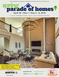 designer homes fargo. 2016 Spring Parade Of Homes Magazine By Home Builders Association F-M - Issuu Designer Fargo N