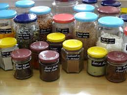 How to Do It Yourself Projects - How to Recycle/Reused Glass Jars How to  organized your spices - YouTube