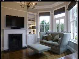 living room victorian lounge decorating ideas. Grey Blinds In Modern Victorian Lounge Living Room Decorating Ideas G