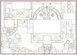 Small Picture Draw Landscape Plan Online Perfect Residential Landscape Design