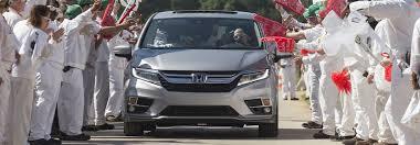 new car release dates usaNew 2018 Honda Odyssey minivan USA release date