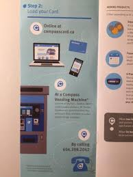 Compass Vending Machine Vancouver Extraordinary Compass Cardの便利さ Picture Of TransLink Metro Vancouver