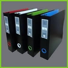 Labeling Binders Letter Size Binder For 8 1 2 X 11 Paper With Label Holder