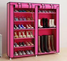 furniture shoe storage. Plastic Large Shoe Rack Organizer Removable Storage For Home Furniture  Cabinet Furniture Shoe Storage