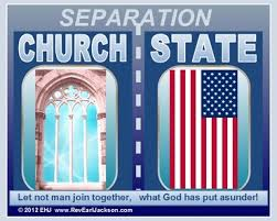 the historic baptist doctrine of separation of church and state  the historic baptist view of separation of church and state an scripture essay by rev earl jackson