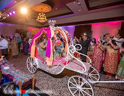 this bride made a grand entrance in a cinderella coach at her Wedding Entrance Indian Songs Wedding Entrance Indian Songs #22 best indian wedding entrance songs