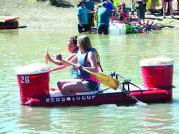 the red solo cup is one of several fan favorite bathtub boats