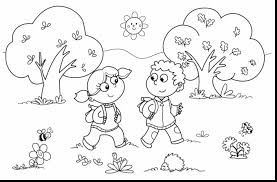 Educational Coloring Pages For Kids 7 6241