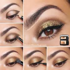 easy step by step eye makeup