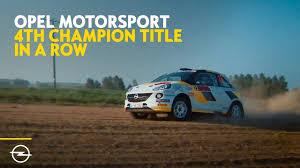 Home Opel Motorsport