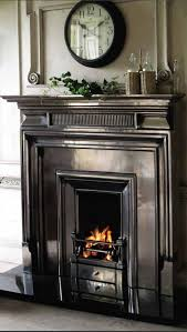 original traditional victorian and edwardian style cast iron reion fireplace inserts and surrounds in stock and