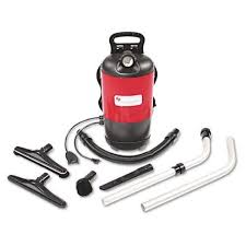 electrolux commercial vacuum. electrolux sanitaire commercial 11.5-pound red backpack v.. vacuum h
